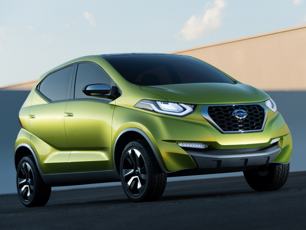Datsun Redi-Go, mini SUV low-cost
