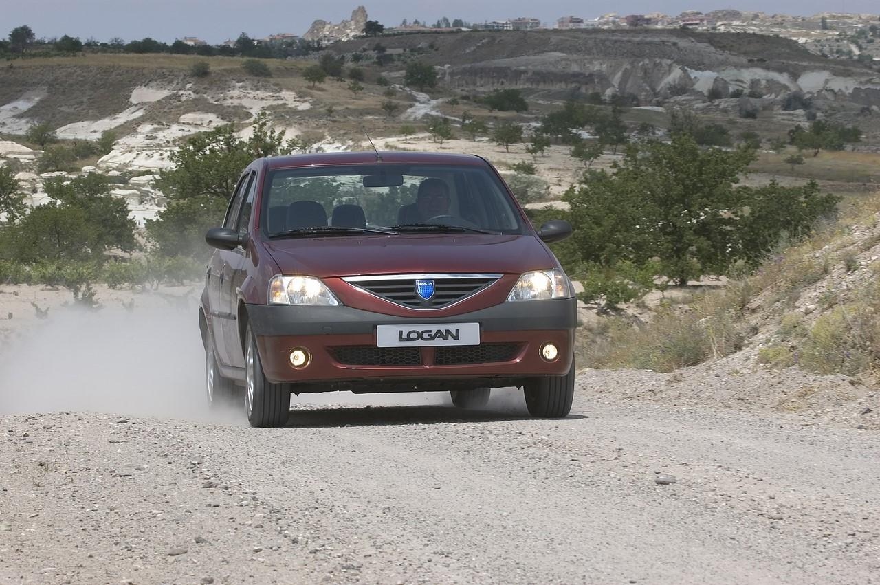 Dix ans de succès pour la Dacia Logan
