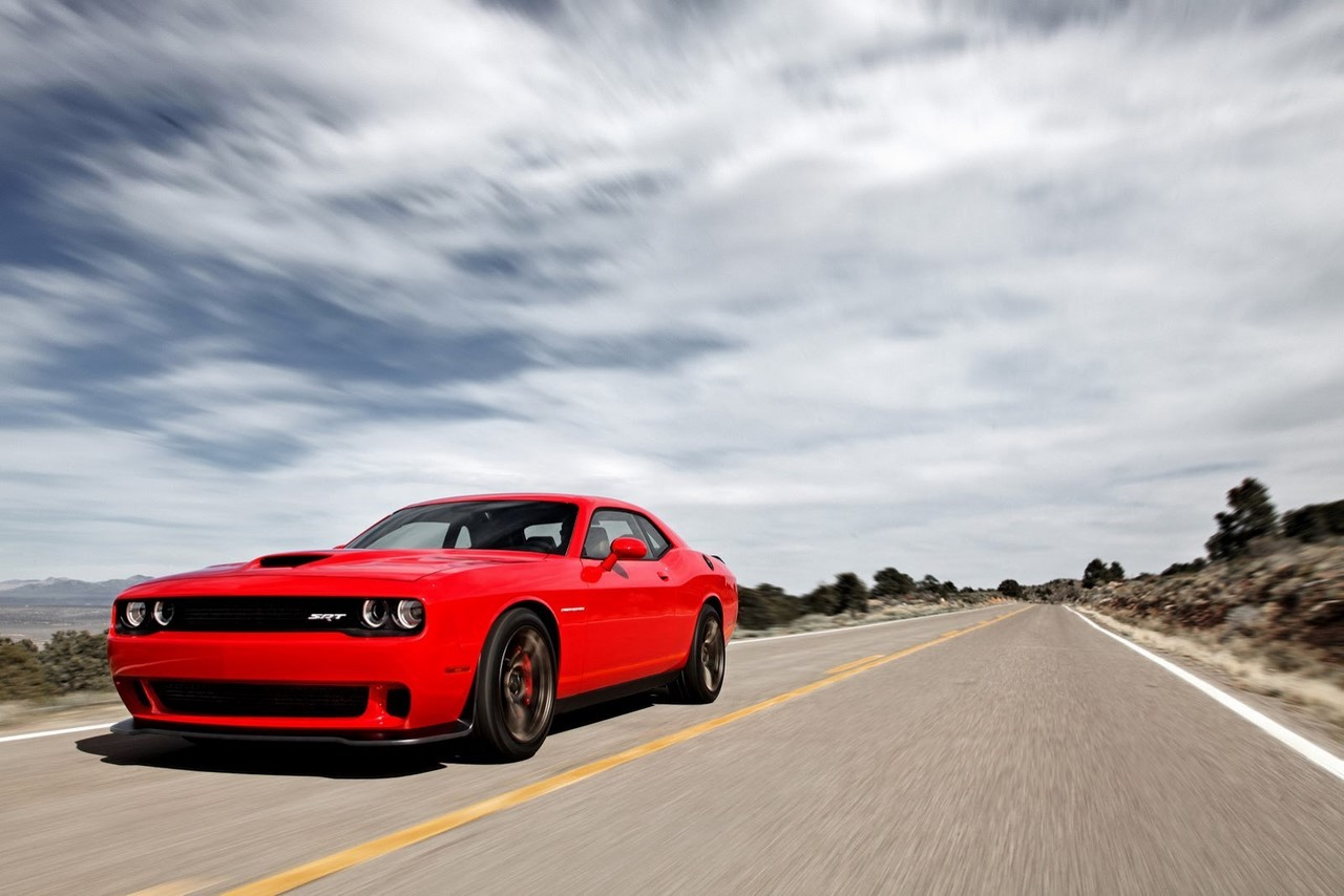 Plus de 600 chevaux pour la Dodge Challenger SRT Hellcat