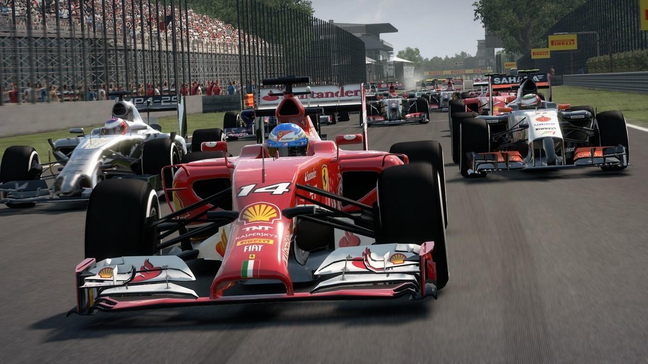 Jeu F1 2014 : un trailer avant la sortie demain