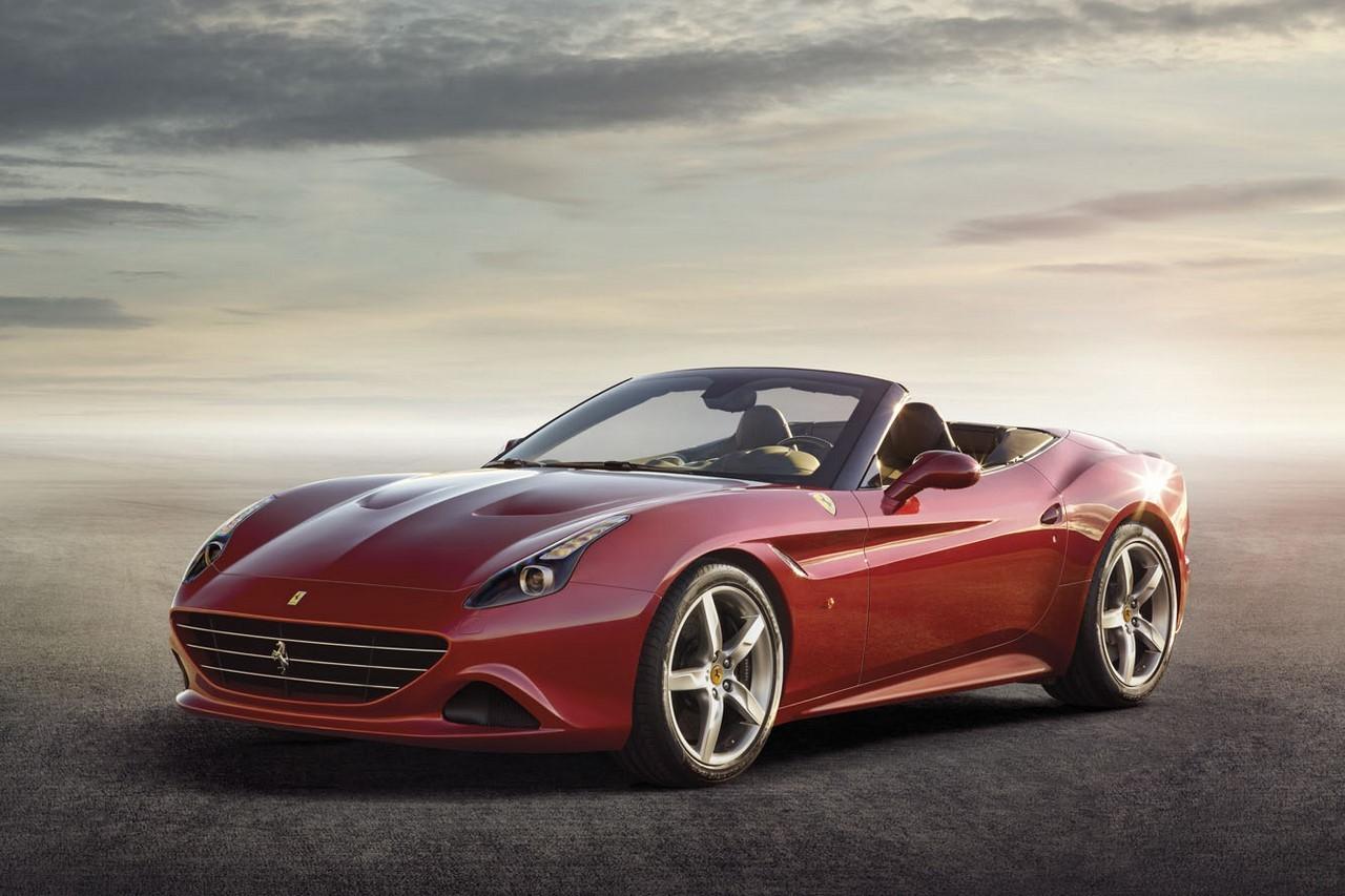 Ferrari repasse au turbo avec la California T