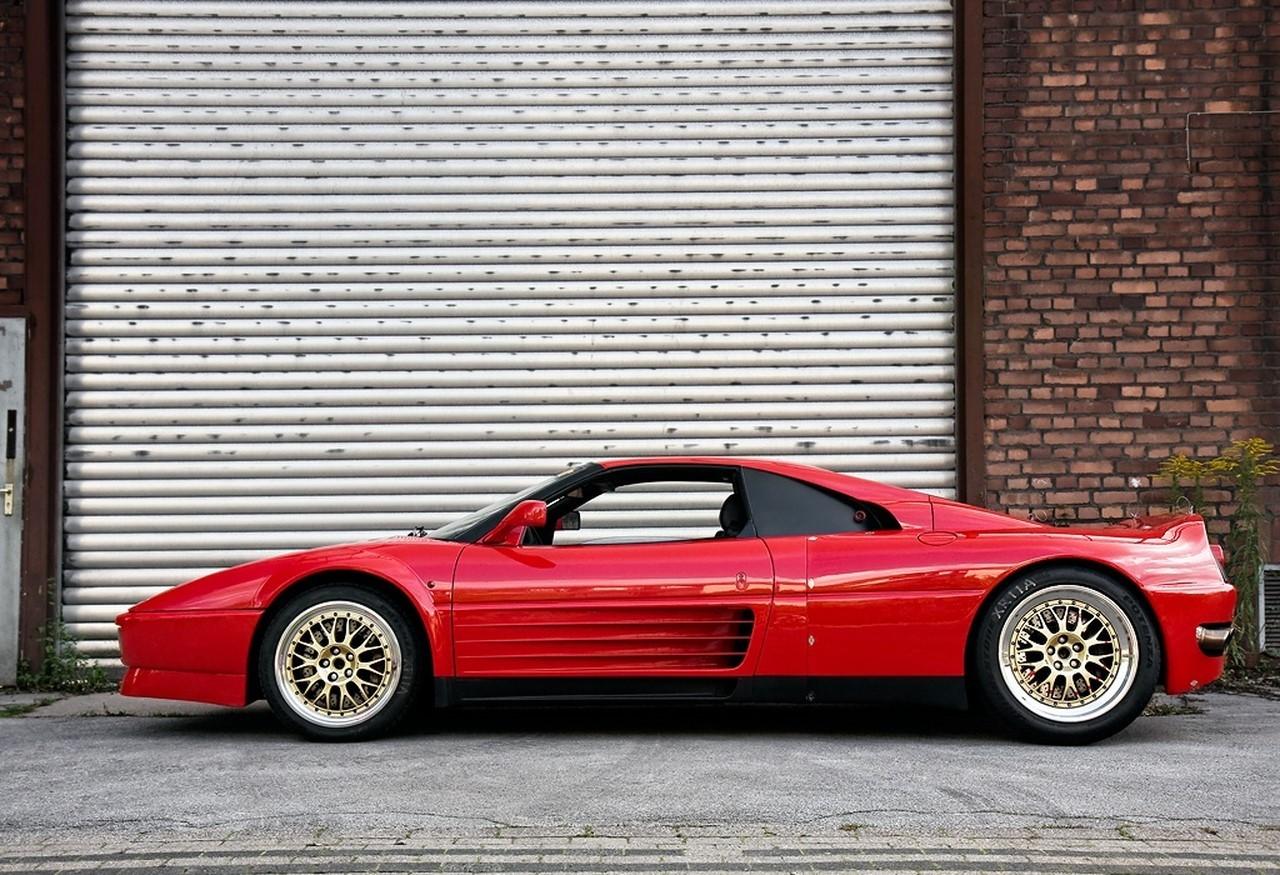 Insolite : combien pour ce prototype de la Ferrari Enzo ?