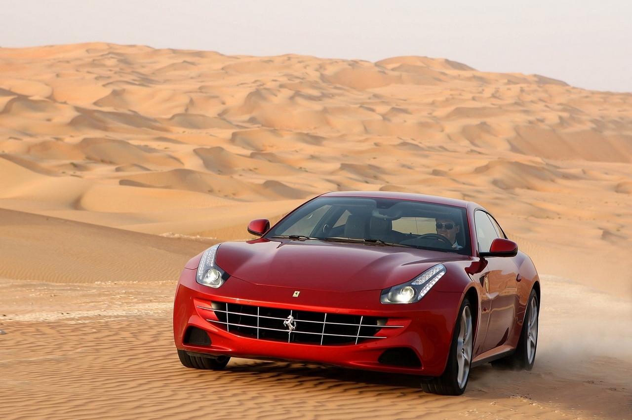 Ferrari a déjà vendu un an de sa FF