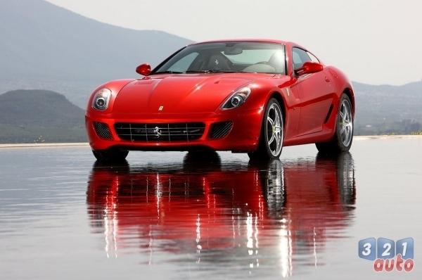 Ferrari 599 Hgte / 599xx