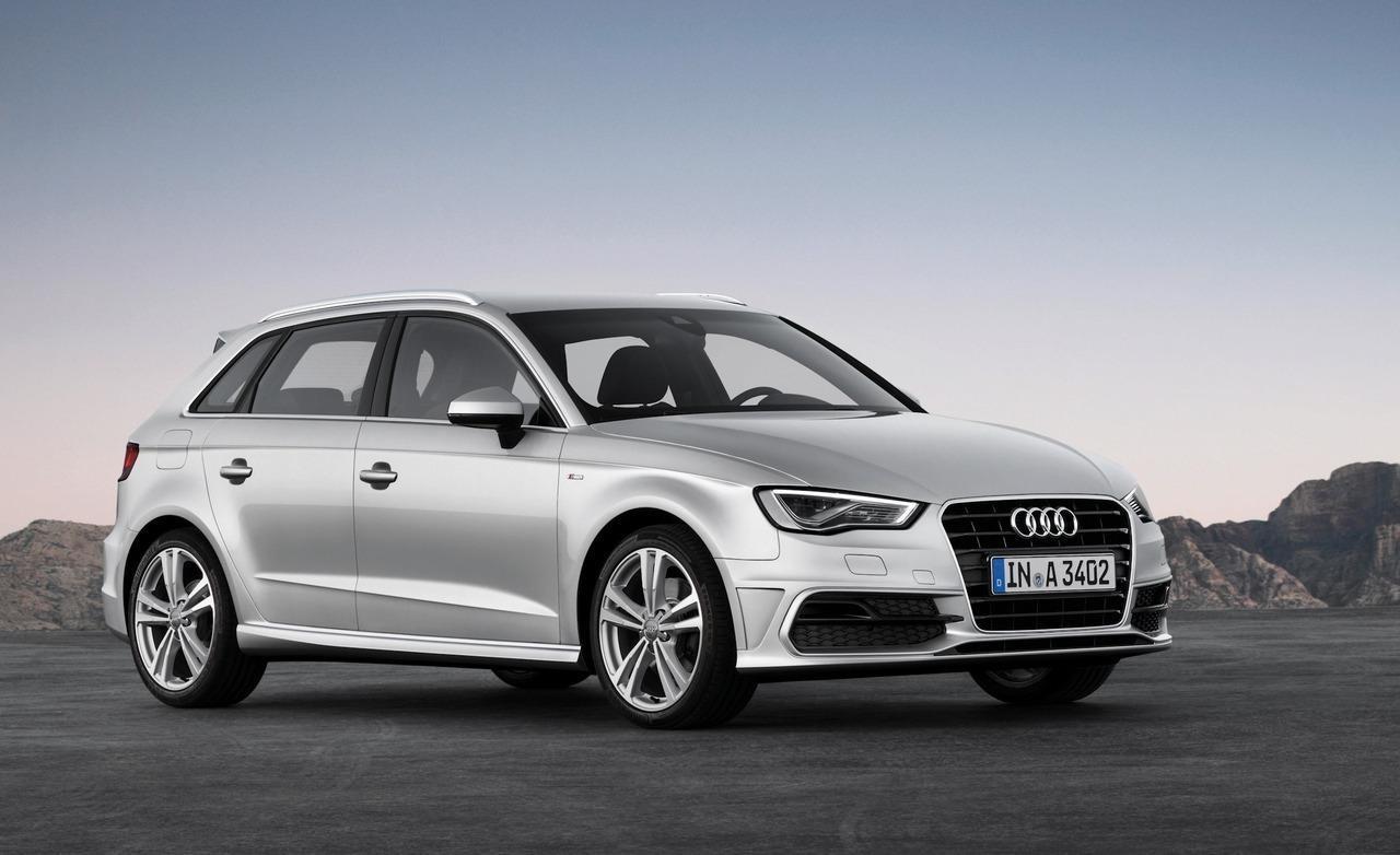 Voiture mondiale de l'année : l'Audi A3, la BMW Série 4 et la Mazda3 en finale