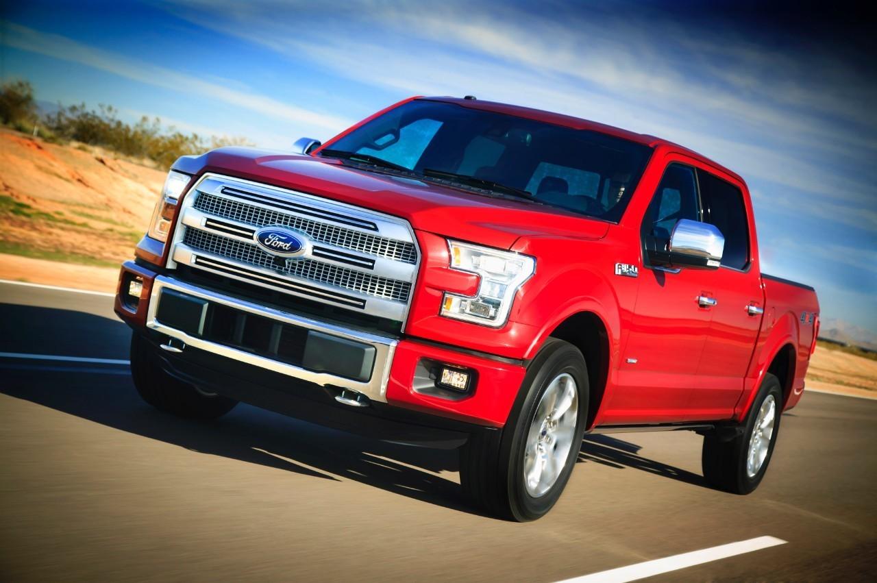 Le nouveau Ford F-150 toujours aussi costaud mais plus économique