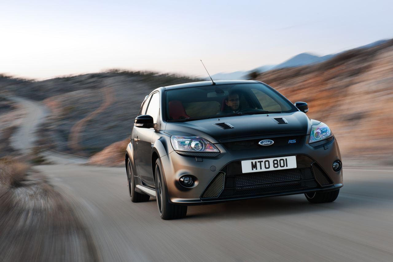 La nouvelle Ford Focus RS se profile à l'horizon