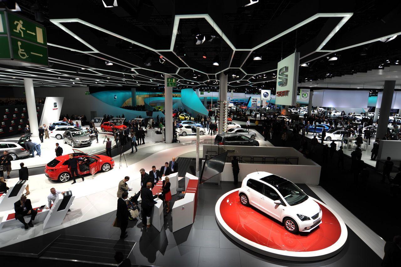 Salon de Francfort 2013 : TOP 5 des plus belles voitures