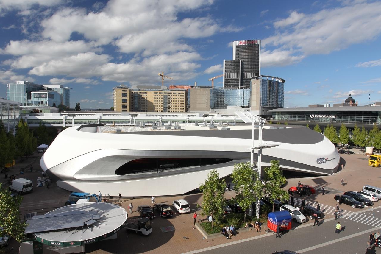 928 000 visiteurs au salon de Francfort 2011