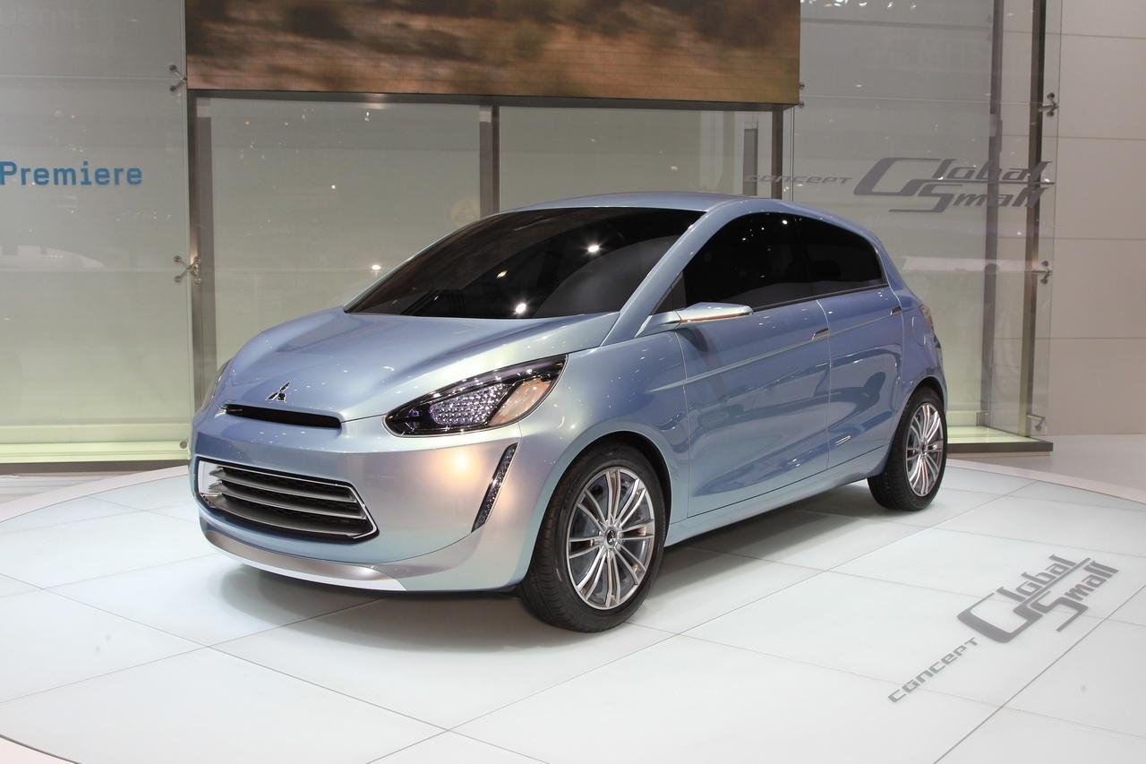 La Nano de Mitsubishi