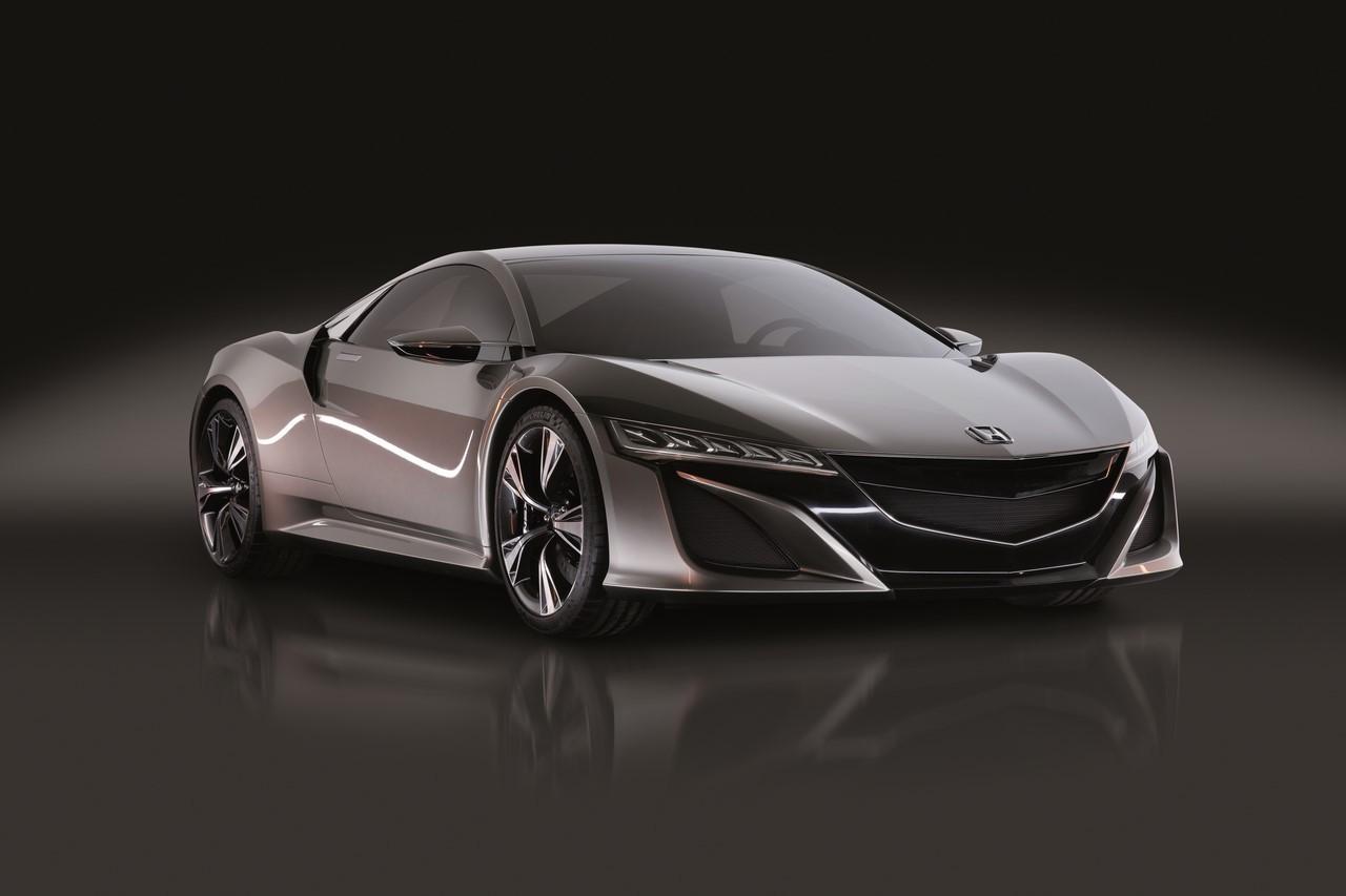 Derniers réglages pour la nouvelle Honda NSX