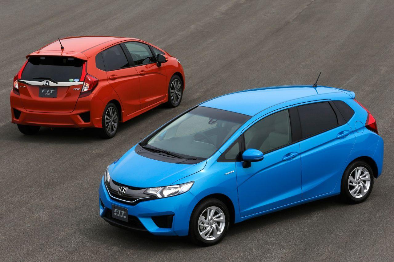 Honda Jazz 2014 : un nouveau moteur hybride couplé à une boîte à double embrayage