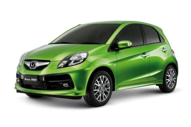 Honda BrIo Concept