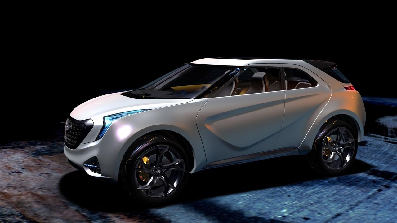 Un futur petit crossover compact stylé pour Hyundai