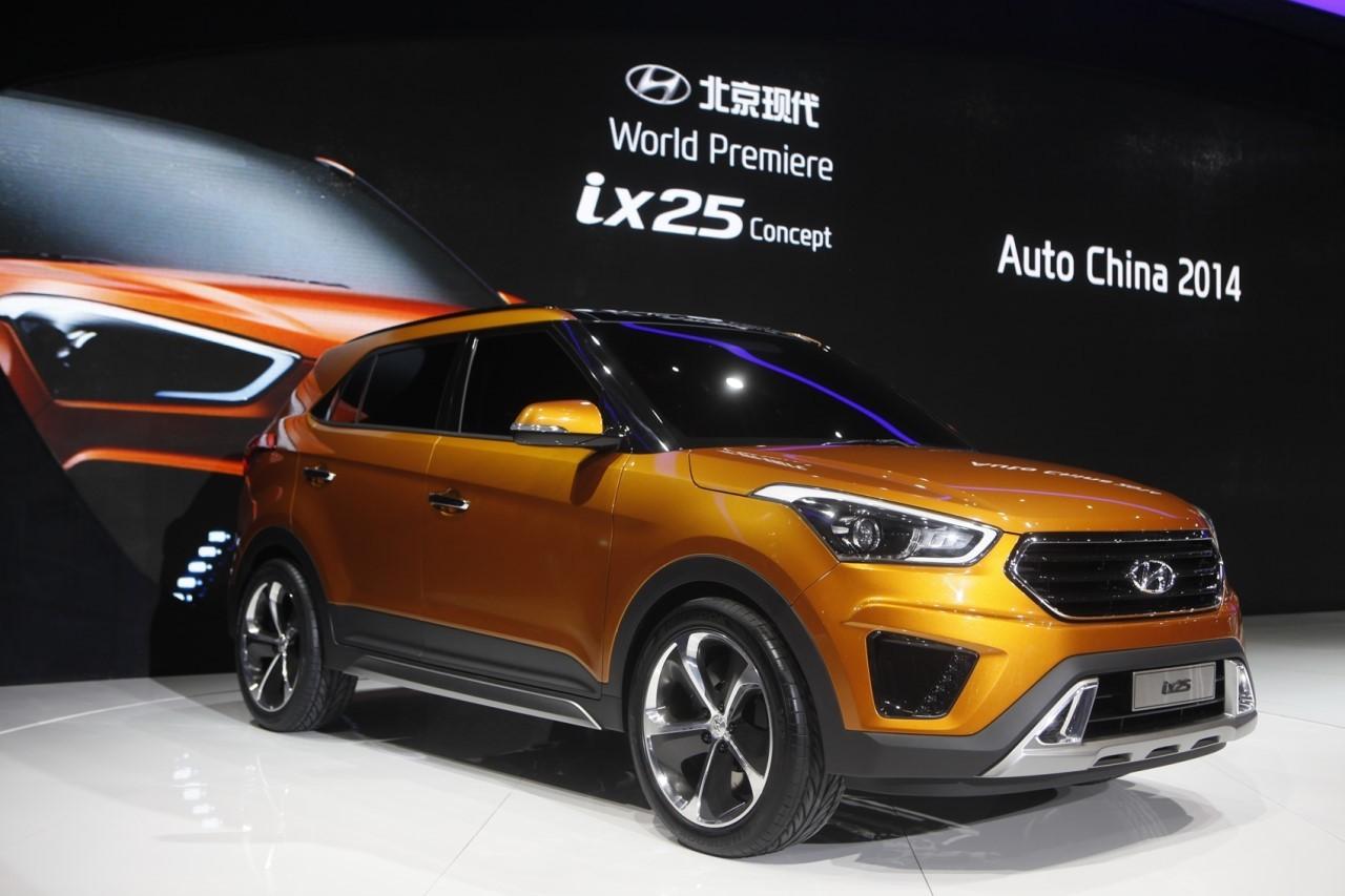 Le Hyundai ix25 viendra-t-il en Europe ?