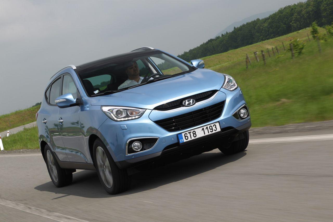 Hyundai ix35 2014 : léger restylage et nouveaux prix