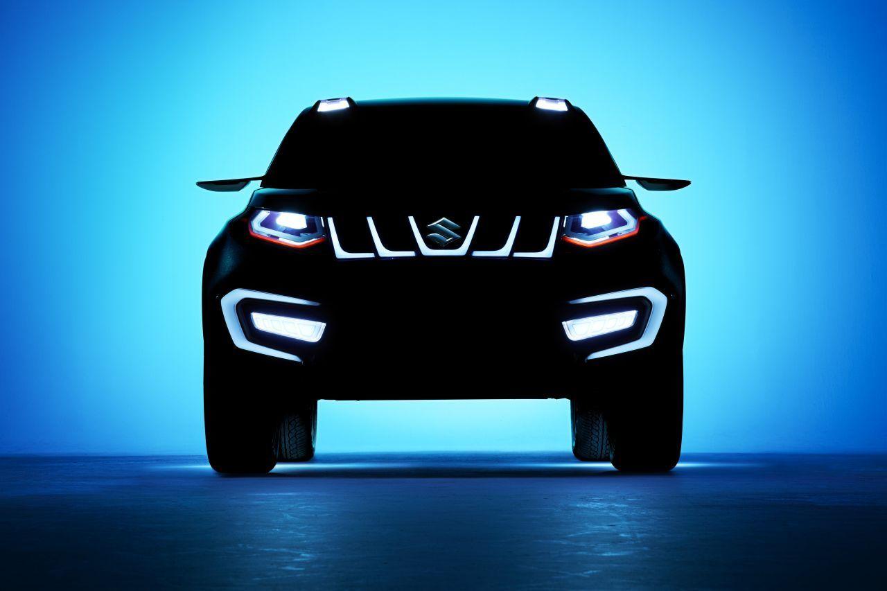Suzuki iV-4 Concept : il annonce le futur Grand Vitara