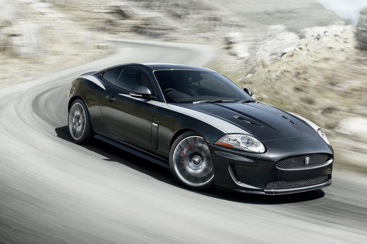 Une série spéciale pour les 75 ans de Jaguar