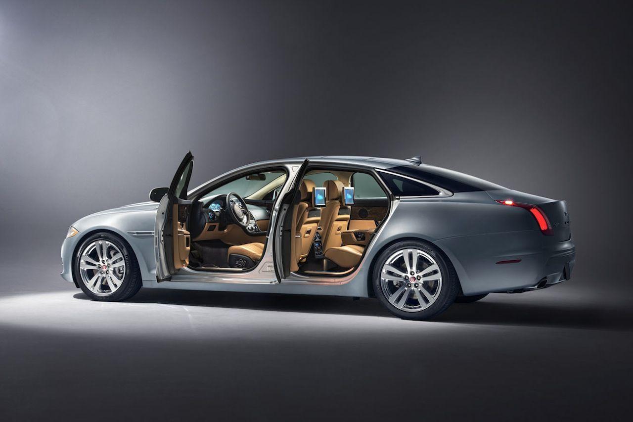 Salon Francfort 2013 : nouvelle jaguar XJ promet encore plus de confort et de technologie