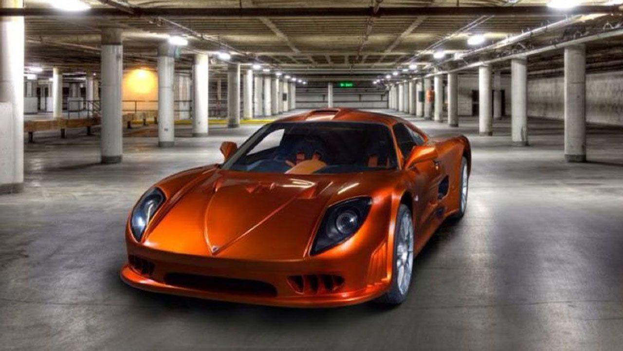 Keating Bolt, la voiture la plus rapide du monde ?
