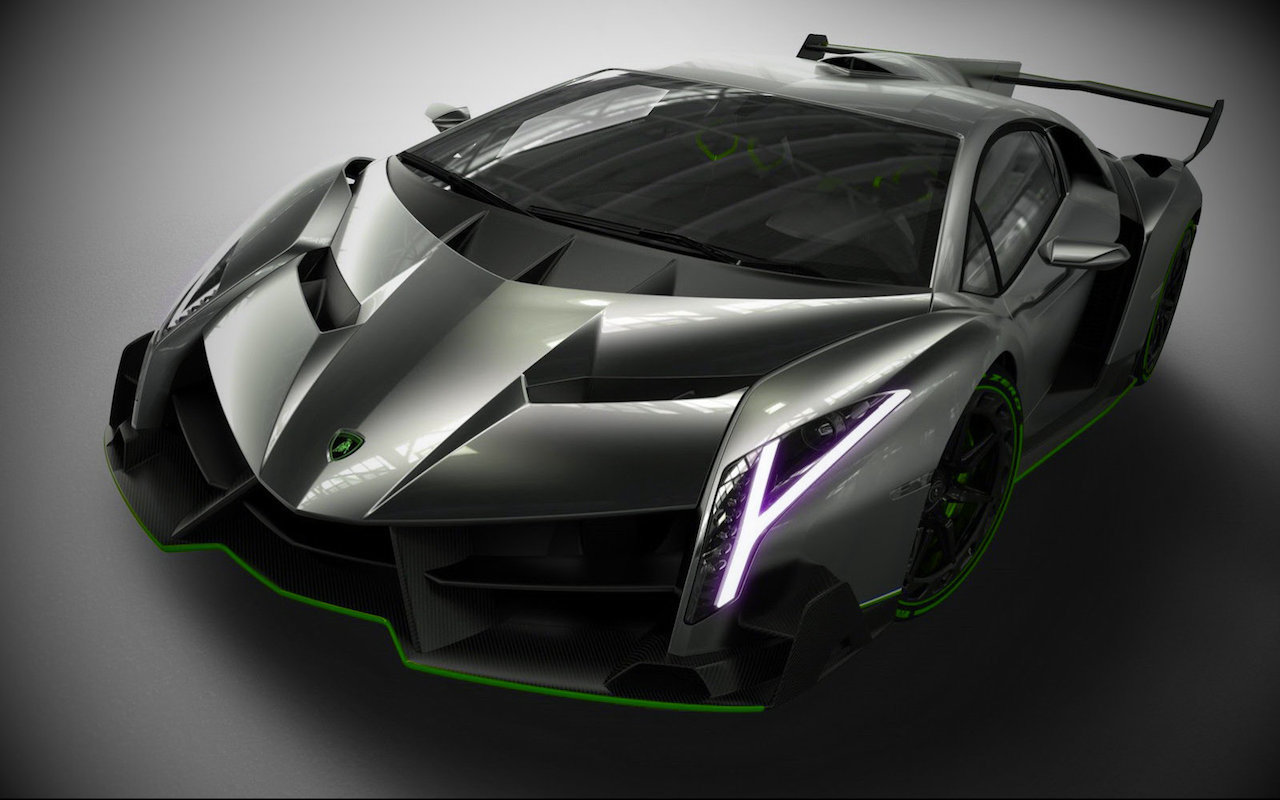 La Lamborghini Veneno et la McLaren P1 s'invitent dans Real Racing 3