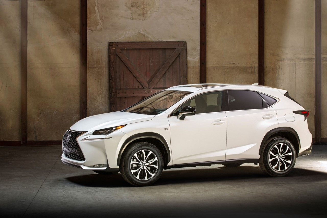 Gamme Lexus NX : les tarifs débutent à partir de 39 590 euros