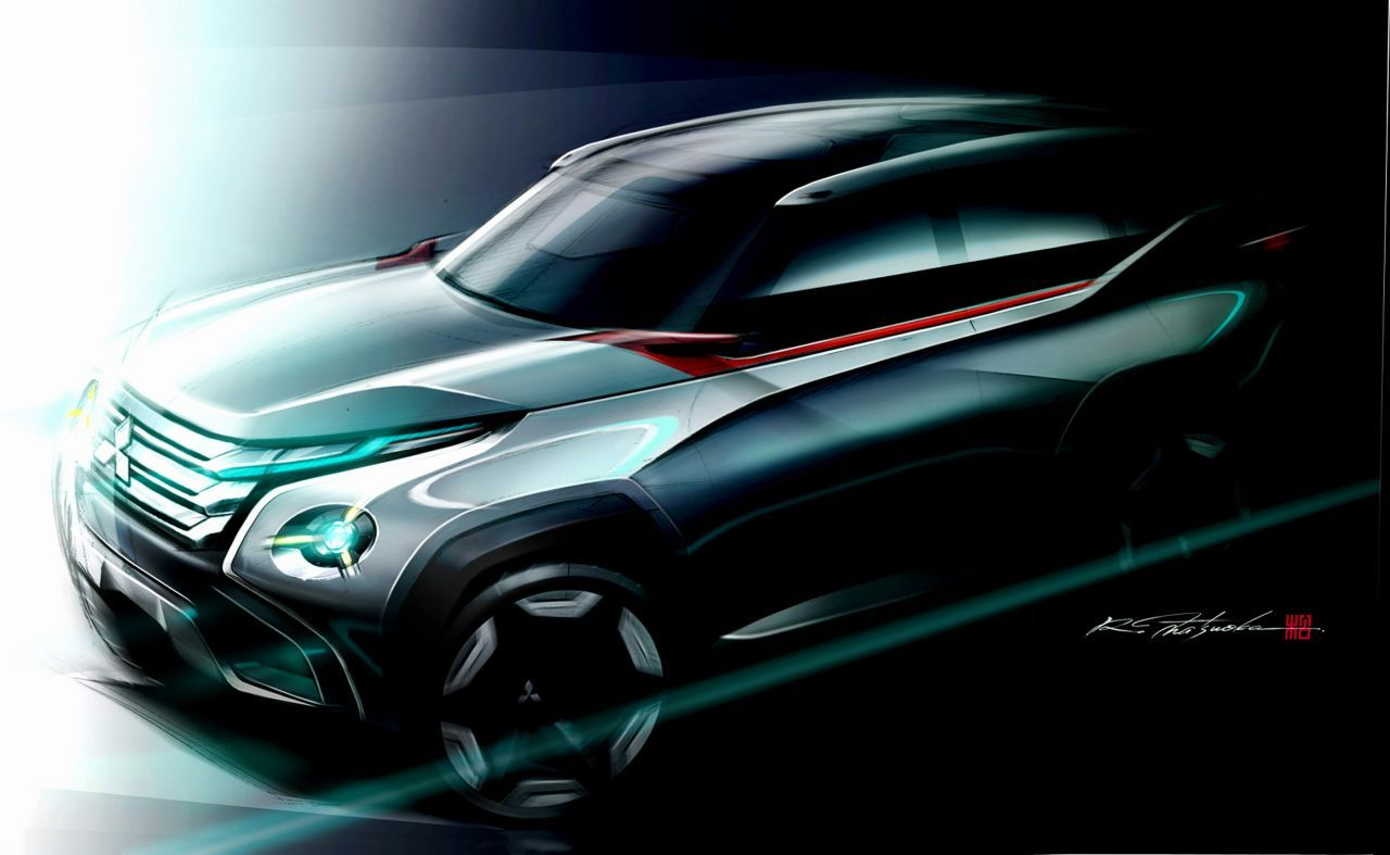 Salon Tokyo 2013 : Mitsubishi dévoilera trois concept-cars