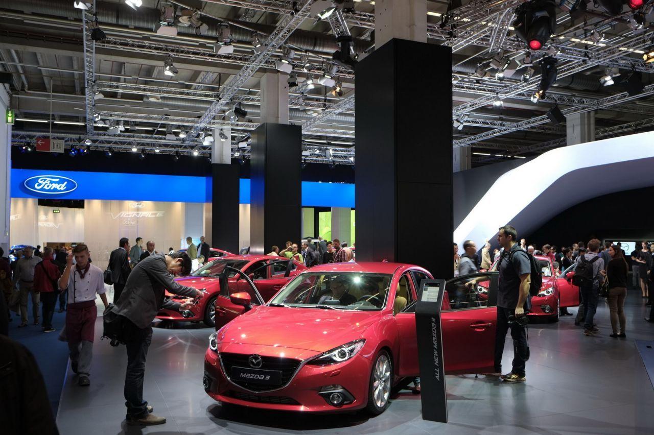 Nouvelle Mazda3 2014 : un équipement complet au prix de tarifs élevés