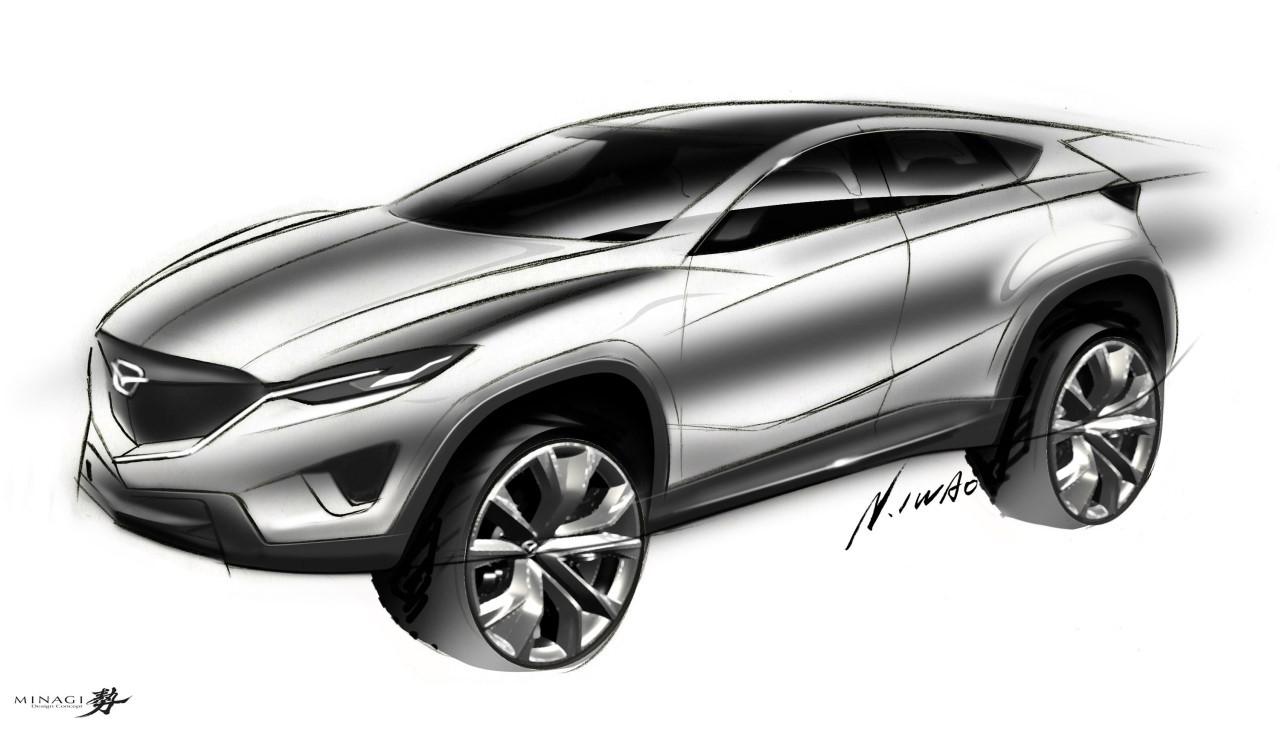 Mazda dévoilera un petit crossover d'ici la fin de l'année
