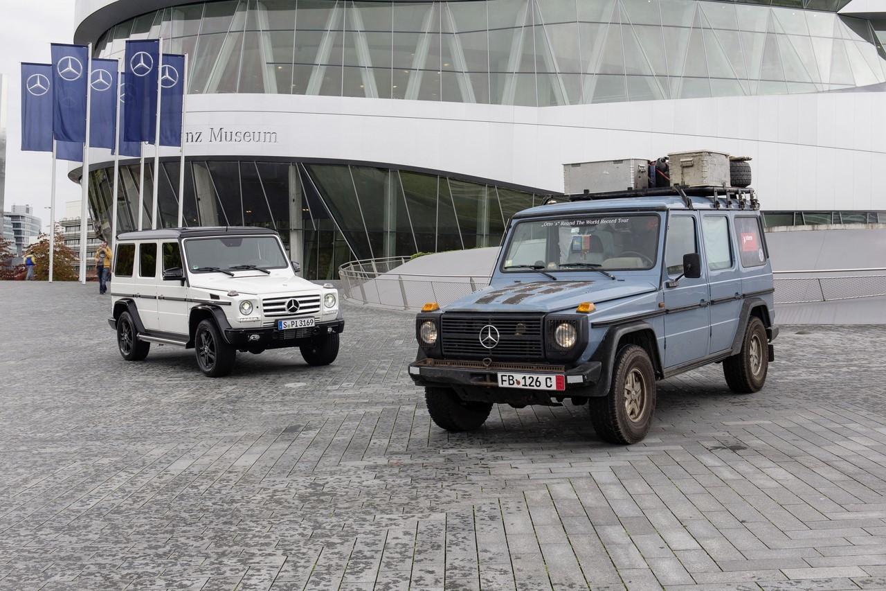 Record : il parcourt 900 000 km en Mercedes Classe G
