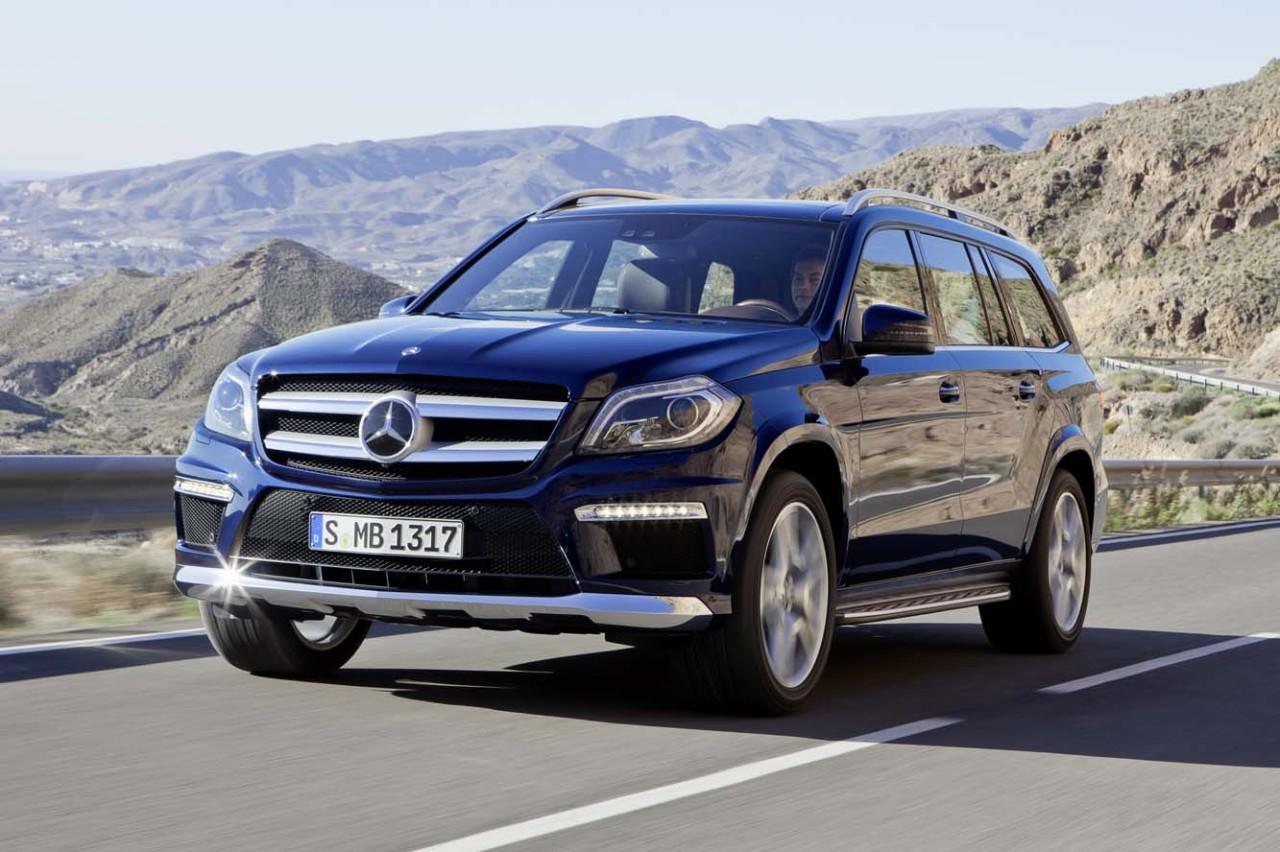 Mercedes : le label Maybach aussi utilisé pour le GL ?