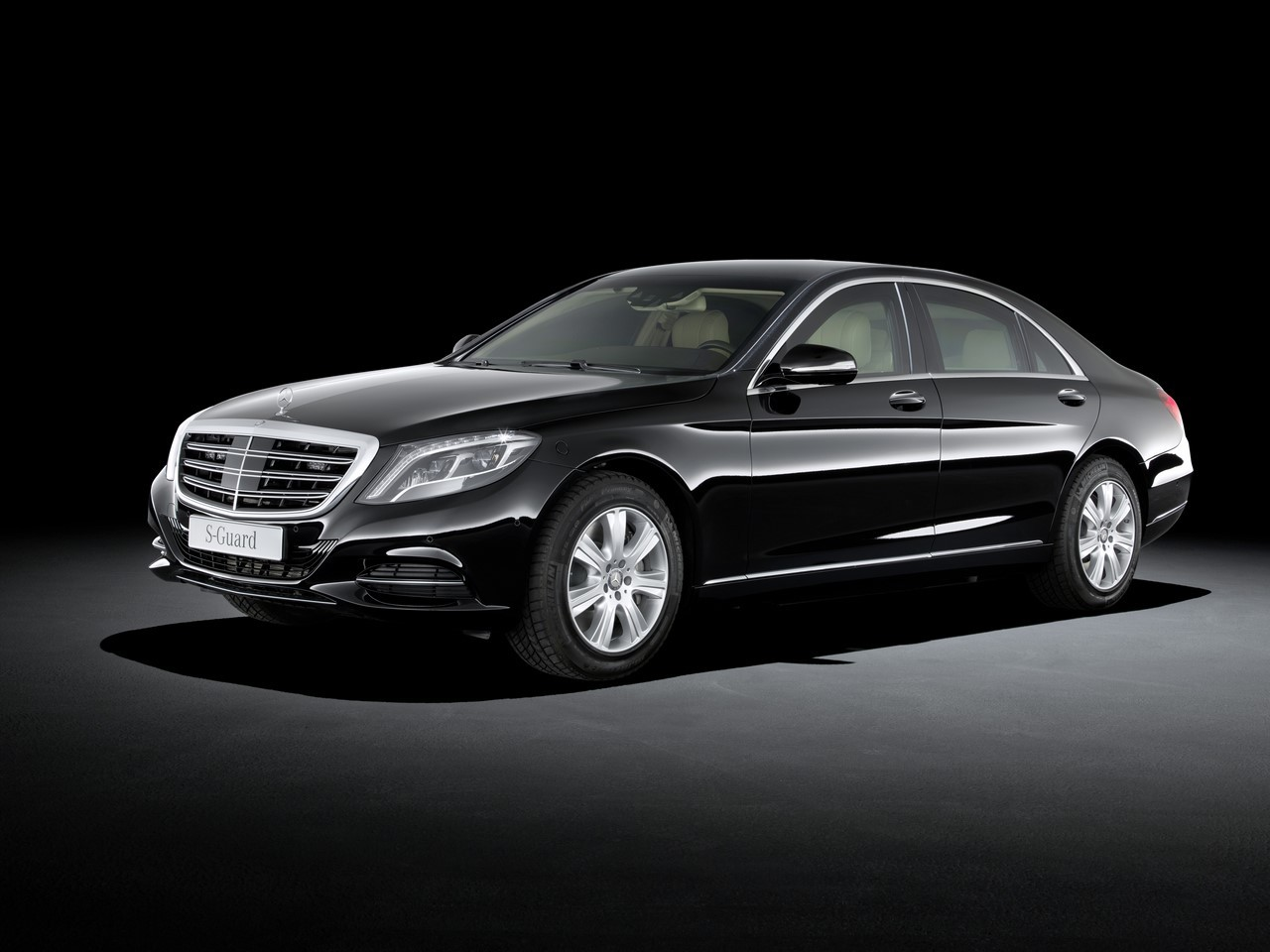 Mercedes S 600 Guard : blindage maximal