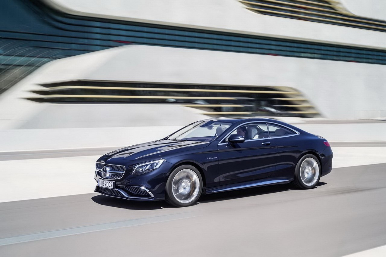 Mercedes Classe S 65 AMG Coupé : sans surprise
