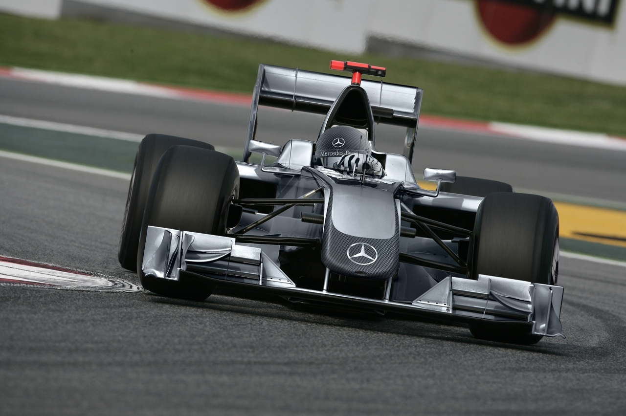 Mercedes rachète Brawn GP