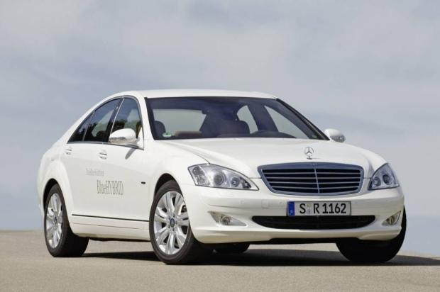 Mercedes Classe S BluehybrId