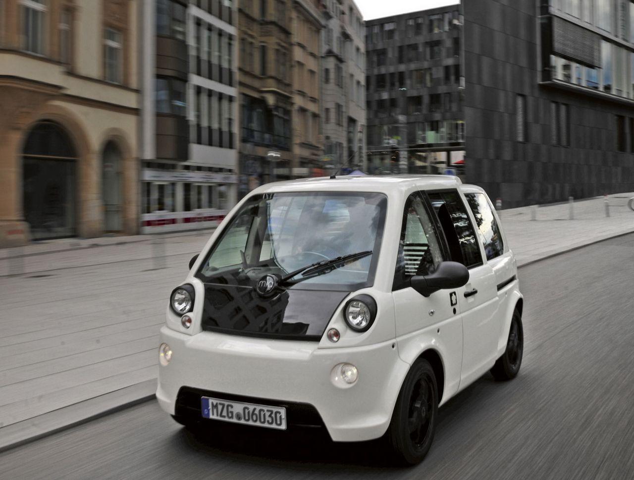 EDF commande 100 véhicules à Mia Electric