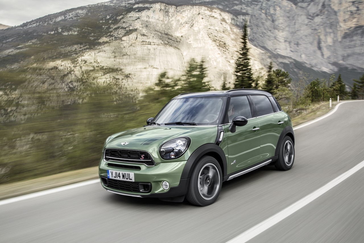 Timide restylage new-yorkais pour le Mini Countryman