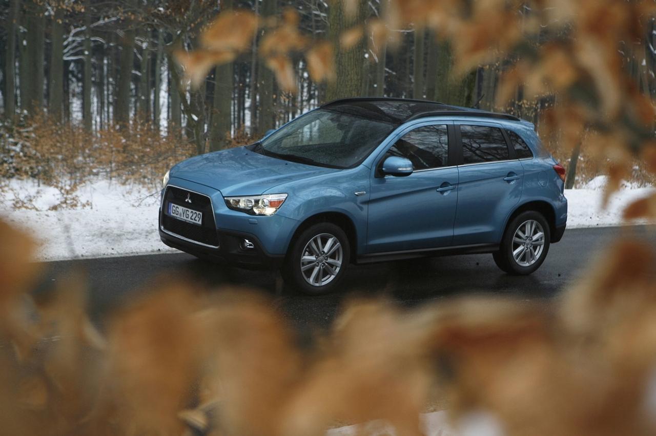 L'ASX bientôt rebadgé Peugeot et Citroën