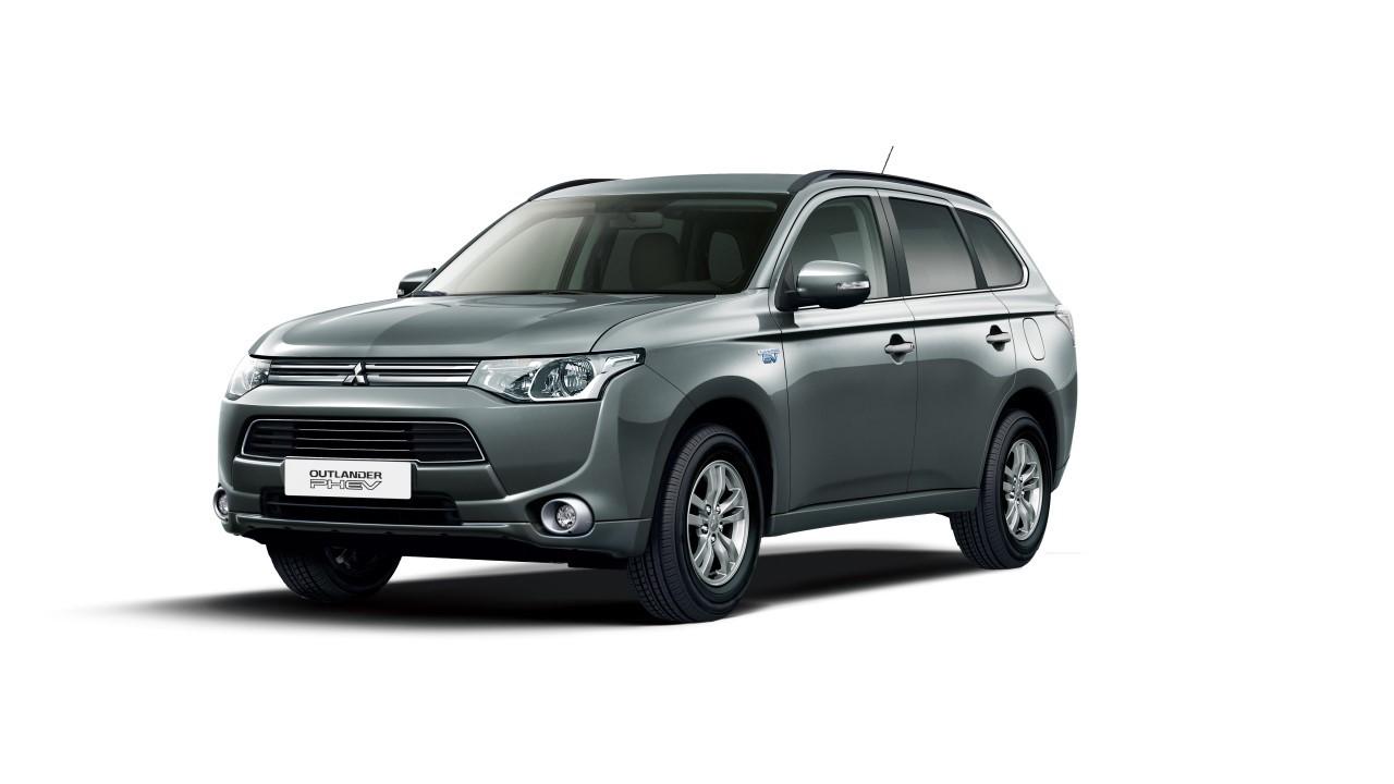 Mitsubishi enlève 10 000 euros au prix de l'Outlander PHEV