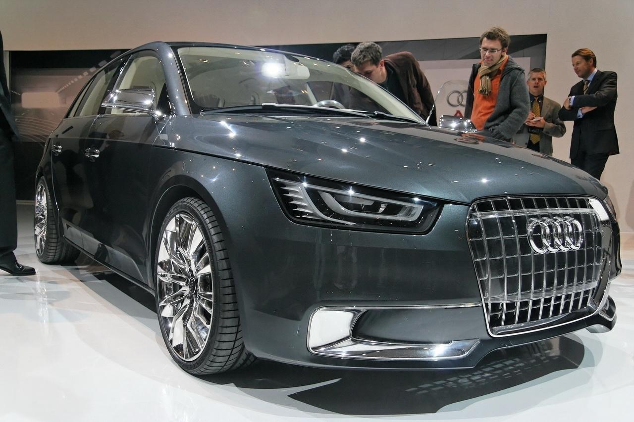 Un version Sportback pour 2012 ?