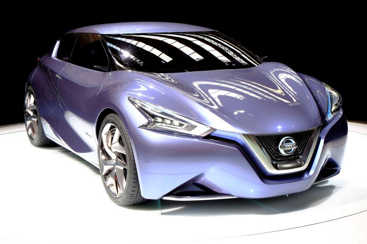 Salon Francfort 2013 : le concept Friend-Me annonce une future berline compacte chez Nissan