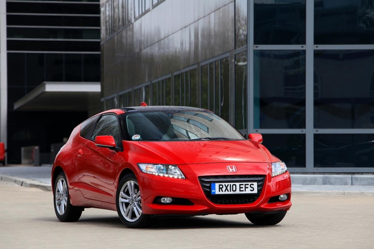 Le coupé hybride récompensé au Japon