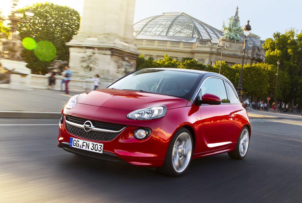 Opel Adam : un nouveau 3 cylindres turbo à essence en 2014