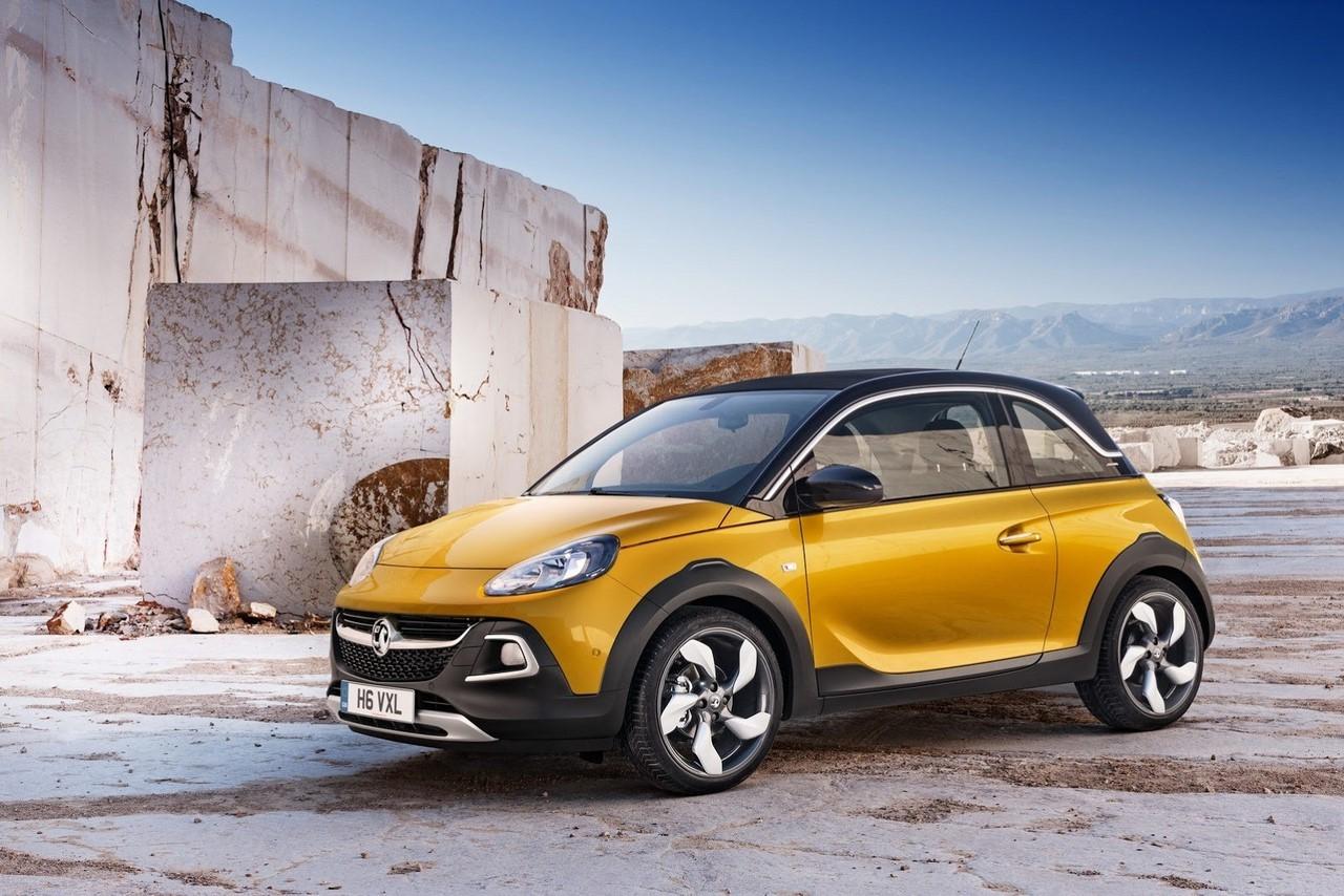 Opel Adams Rocks : l'Adam se découvre et se fait baroudeuse