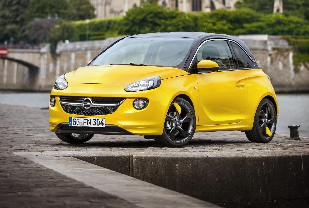 Opel préparerait une version sportive OPC de l'Adam