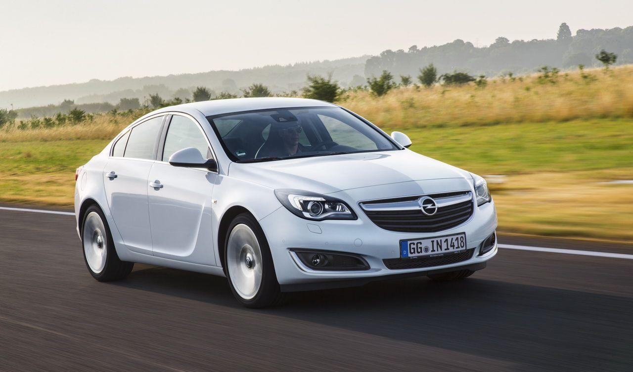 Francfort 2013 : de l'Insignia OPC au Monza Concept sur le stand Opel