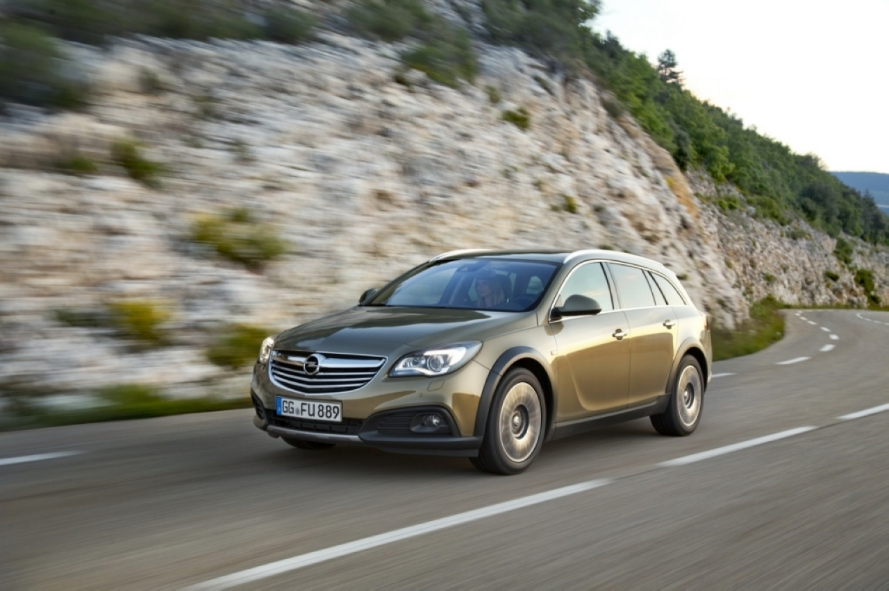Opel Insignia Country Tourer : un baroudeur pour l'aventure