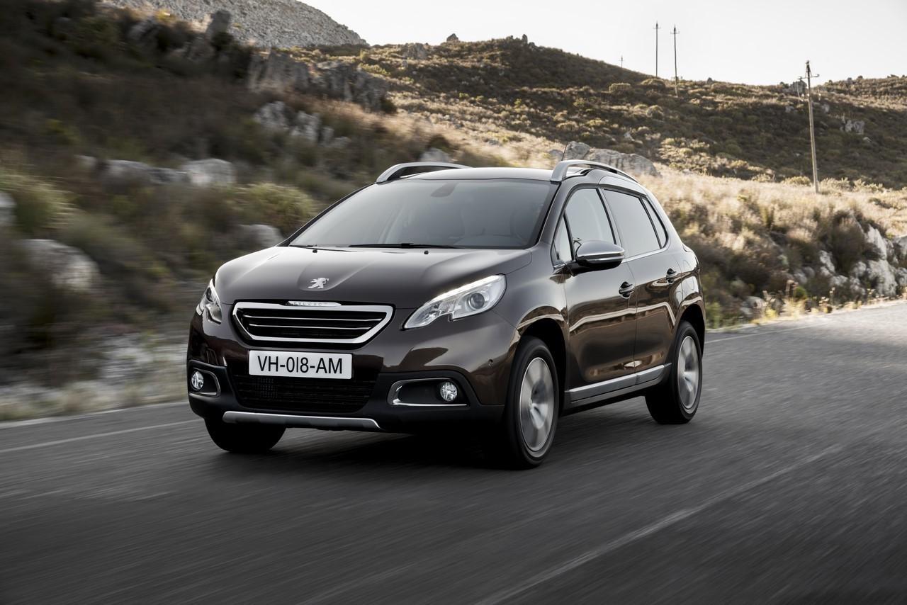 Peugeot a-t-il dans ses cartons une version réduite du 2008 ?