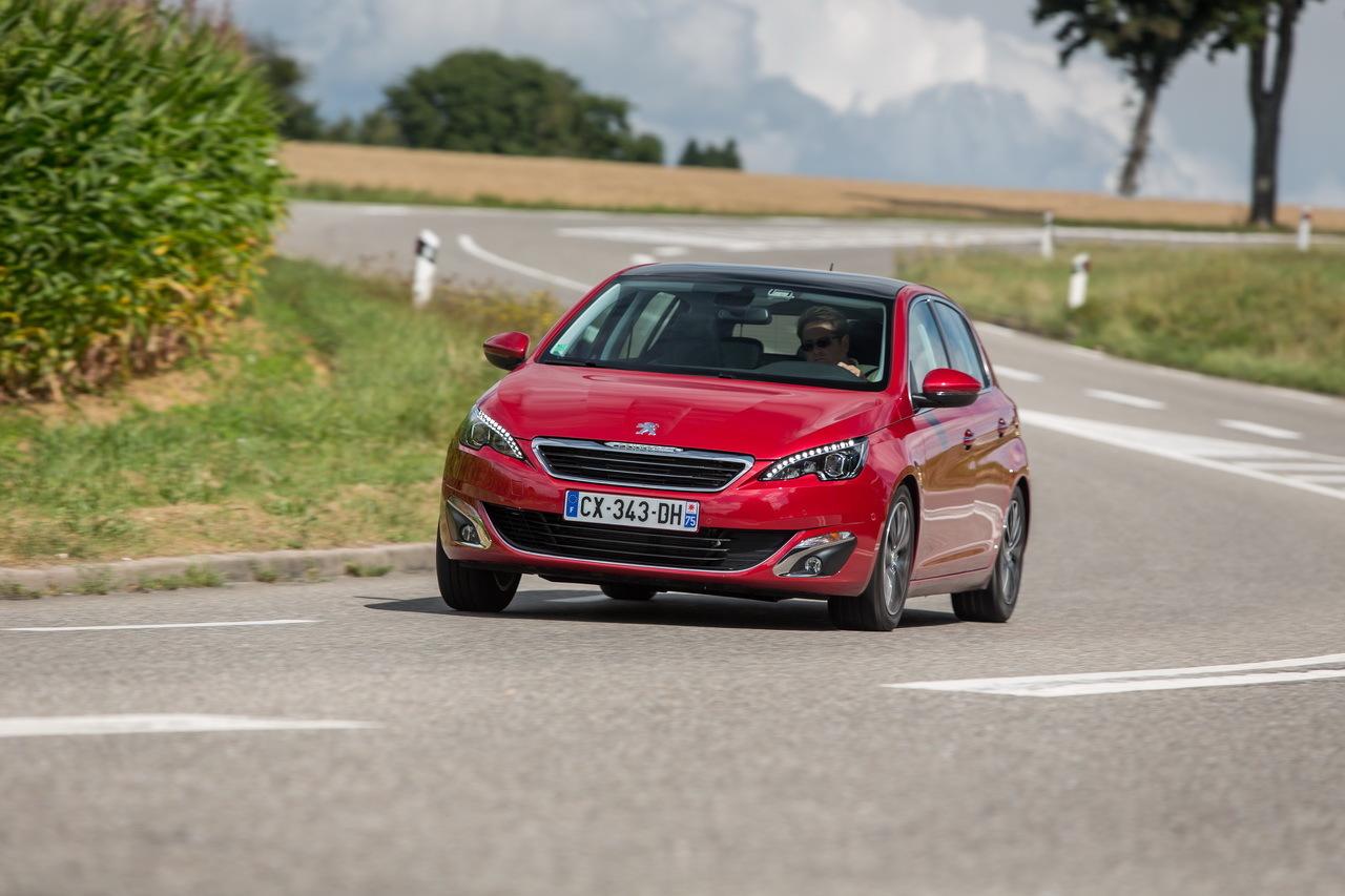 Peugeot 308 : des versions sportives GT présentées au Mondial de l'automobile