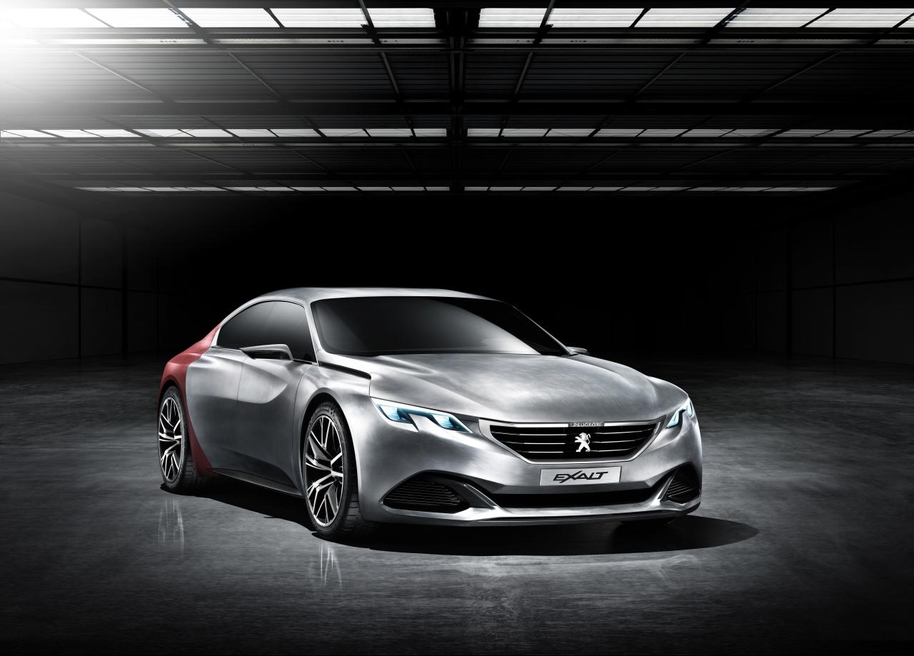 Peugeot Exalt Concept : premiers détails et première photo